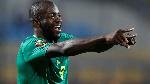 Le Camerounais Stéphane Bahoken, buteur face à la Guinée-Bissau, à la CAN 2019