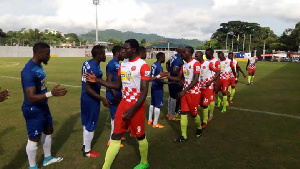 Match du championnat camerounais