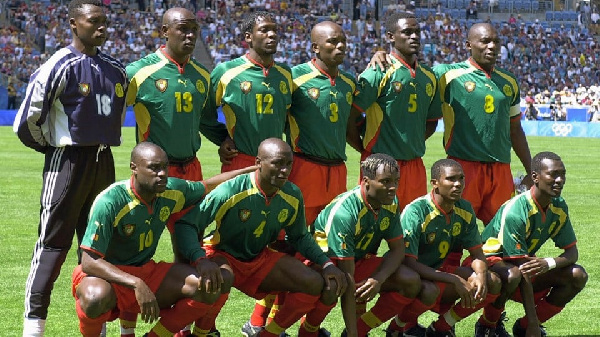 Le Cameroun était dirigé par le français Pierre Lechantre