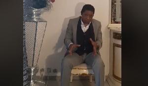 Rémy Ngono, journaliste à RFI et activiste politique