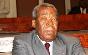 Le président du Sénat camerounais, Marcel Niat Njifenji, n'est pas au Cameroun en ce moment.