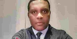 Christian Bomo, avocat et cadre du MRC