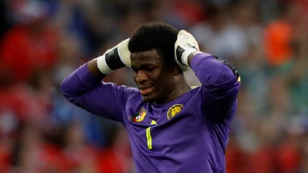 Fabrice Ondoa a perdu sa place de titulaire en équipe nationale