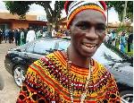 Mahaman Smaila,boxeur aux JO de la Cameroon Team