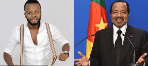Kerozen invité au Cameroun pour prester à un meeting du RDPC