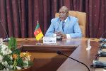 Malachie Manaouda, ministre de la Santé camerounais