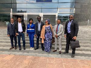 Remy Ngono, Calibri Calibro et d'autres camerounais