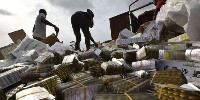 la contrefaçon 'nuit gravement' à l'industrie pharmaceutique locale