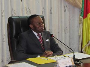 Comment Fame Ndongo et ses amis préparent le déroulement des taxes sur le téléphone