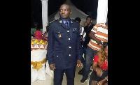 Evina Nlom, Commissaire Central aux renseignements généraux du Diamaré