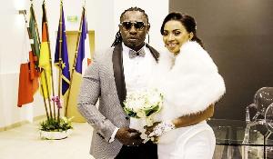 Le couple Dieu Cyclone et sa femme Lady Ponce