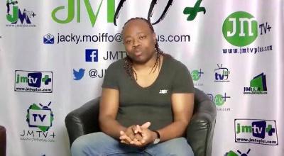 Jacky Moiffo propriétaire de la télévision en ligne JMTV+
