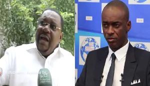Paul Eric Kingue tente une alliance avec Cabral Libii