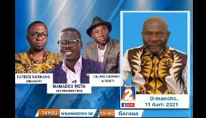 Ils sont en direct sur Media2Africa basé à Washington DC