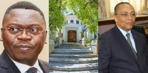 'Tsafir Zvi dont la famille a acquis la maison est connecté à Eran Moas'