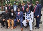 Les leaders sécessionnistes de la diaspora