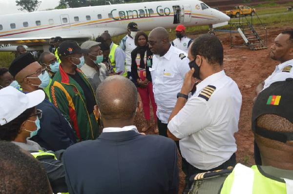 Dr Jopel Ngoua-Elembe II décrypte les facteurs de la contreperformance de la compagnie aérienne