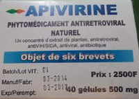 Une vingtaine de personnes ont déjà recours à l'apivirine