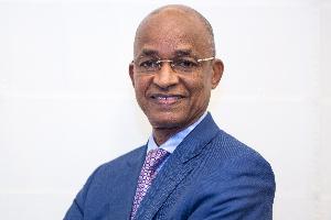 Cellou Dalein Diallo, opposant Guinéen