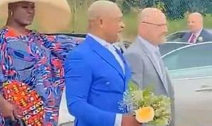 un couple officiellement Homosexuel