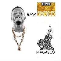 Raw Gold EP by Magasco