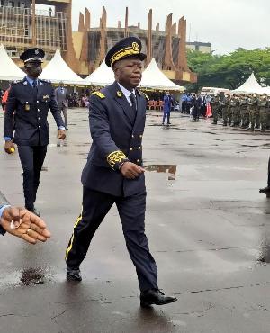 Emmanuel Mariel Djikdent Prefet Du Mfoundi
