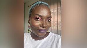 Edem Barbara Ntumy dit que cela lui est également arrivé.