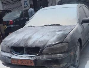 Laurent Esso, ministre de la justice camerounais attaqué à son ministère