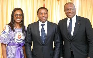 aure Gnassingbe 1er président africain contaminé au Covid-19?