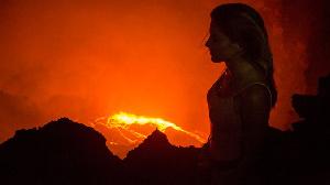 Un volcan est considéré endormi s'il n'a pas été en éruption pendant quelques siècles