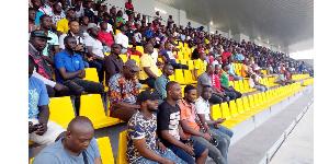 Les Camerounais Dans Les Stades