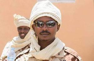 Il est désormais le président du conseil militaire de transition du Tchad (CMT)