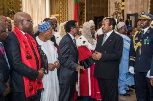 Paul Biya et ses proches