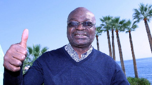 Roger Milla, ex international camerounais