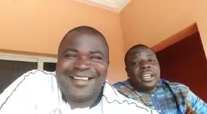 Edoudoua et l'ivoirien Filsunik