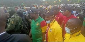 Il est attendu à Garoua ce 23 octobre pour une visite des infrastructures