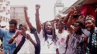 L'artiste  Kefhal King, un jeune Reggae man qui sait partager la bonne vibe