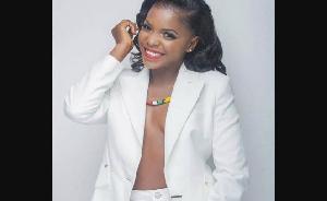 Daphné, chanteuse camerounaise