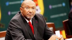 Seidou Mbombo Njoya président de la fecafoot