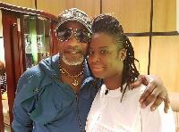 Koffi Olomide et Charlotte Dipanda