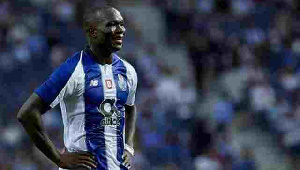 Vincent Aboubakar sous les couleurs du Fc Porto