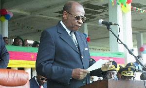 Mbarga Nguele isolé par Paul Biya