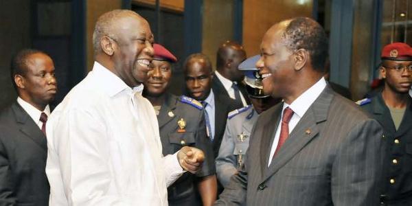 L'ex-Président ivoirien Laurent Gbagbo sera reçu en audience par son successeur Alassane Ouattara.
