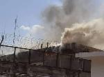 URGENT:  l'Ambassade de France  à Bangui incendiée