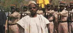 Ahmadou Ahidjo, ex président du Cameroun