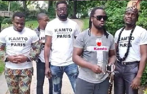 Les activistes pro Biya font la 'promo' à Maurice Kamto