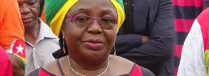 Brigitte Adjamagbo-Johnson, Ancienne candidate à la présidentielle