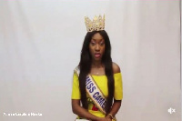 Miss Cameroun 2018, Aimée Caroline Nséké