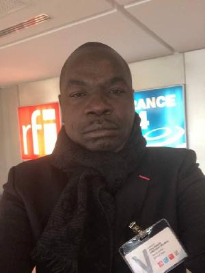 Amougou Belinga, Directeur général du Groupe Anecdote