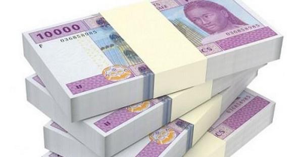 L'administration fiscale a collecté 845 milliards de francs.
